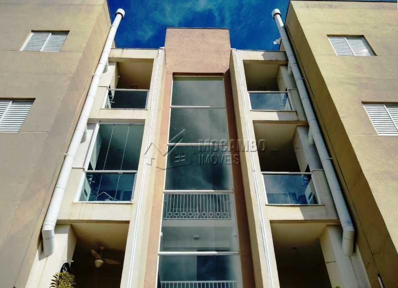Prédio com iluminação natural - Apartamento 2 quartos à venda Itatiba,SP - R$ 270.000 - FCAP20926 - 4