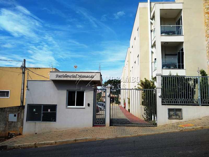 Fachada - Apartamento 2 quartos à venda Itatiba,SP - R$ 270.000 - FCAP20926 - 3