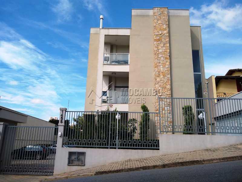 Edifício  - Apartamento 2 quartos à venda Itatiba,SP - R$ 270.000 - FCAP20926 - 1
