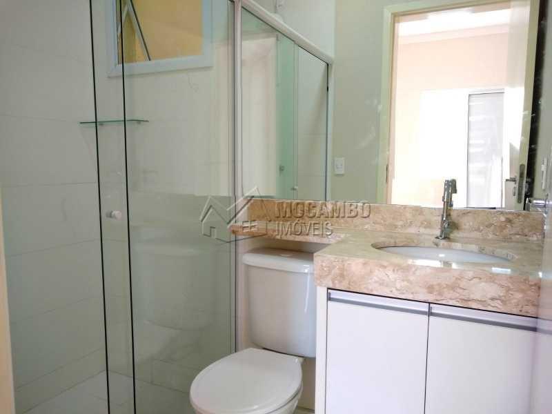Banheiro social - Apartamento 2 quartos à venda Itatiba,SP - R$ 270.000 - FCAP20926 - 22