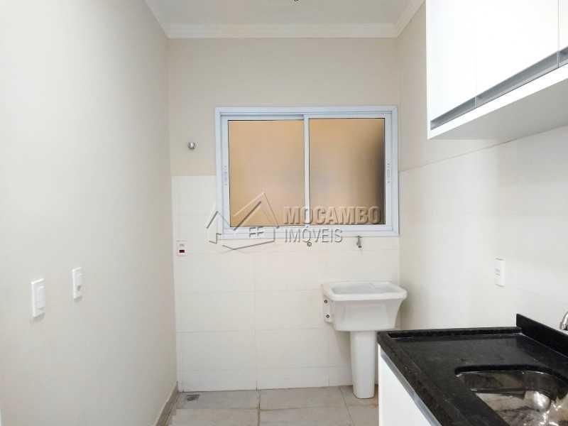Lavanderia - Apartamento 2 quartos à venda Itatiba,SP - R$ 270.000 - FCAP20926 - 23