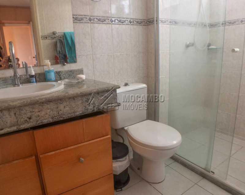 banheiro suite - Apartamento À Venda - Itatiba - SP - Jardim Tereza - FCAP30485 - 7