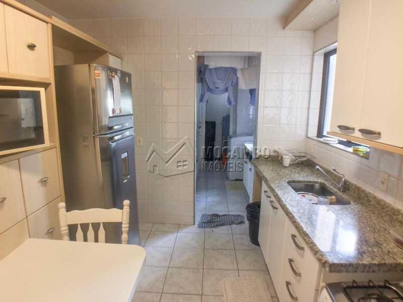 Cozinha - Apartamento À Venda - Itatiba - SP - Jardim Tereza - FCAP30485 - 8