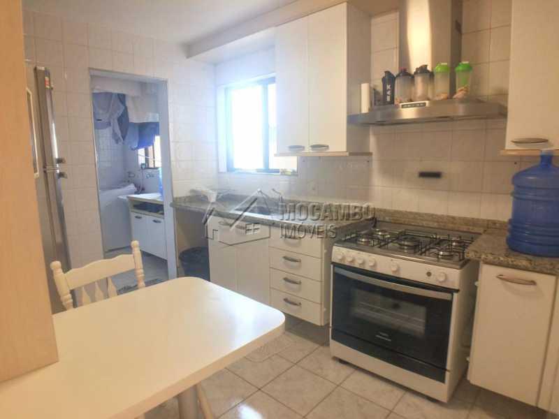 Cozinha - Apartamento À Venda - Itatiba - SP - Jardim Tereza - FCAP30485 - 12