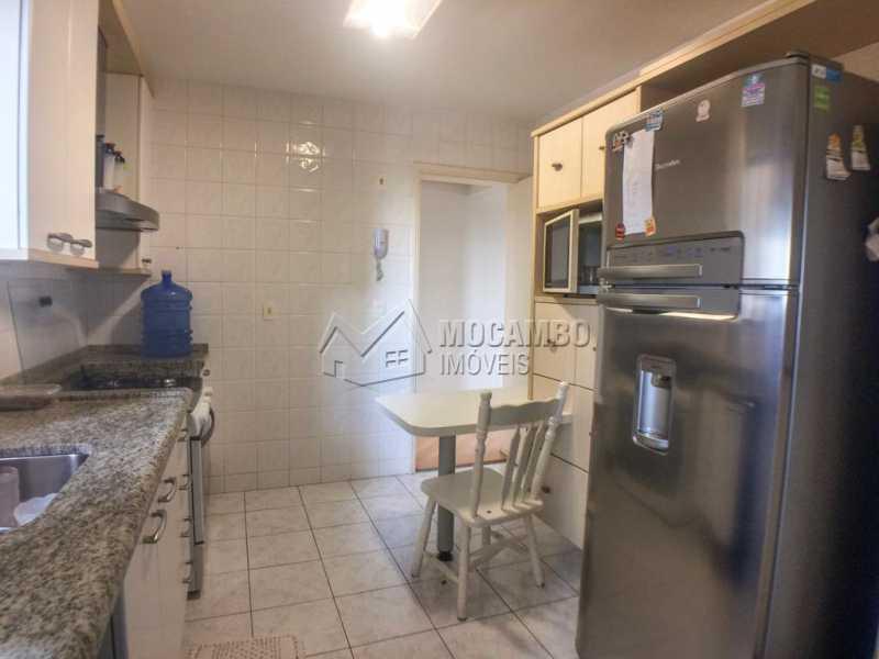 Cozinha - Apartamento À Venda - Itatiba - SP - Jardim Tereza - FCAP30485 - 13