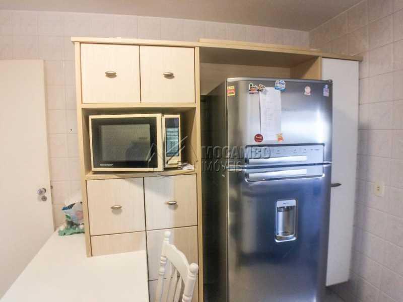 cozinha - Apartamento À Venda - Itatiba - SP - Jardim Tereza - FCAP30485 - 14