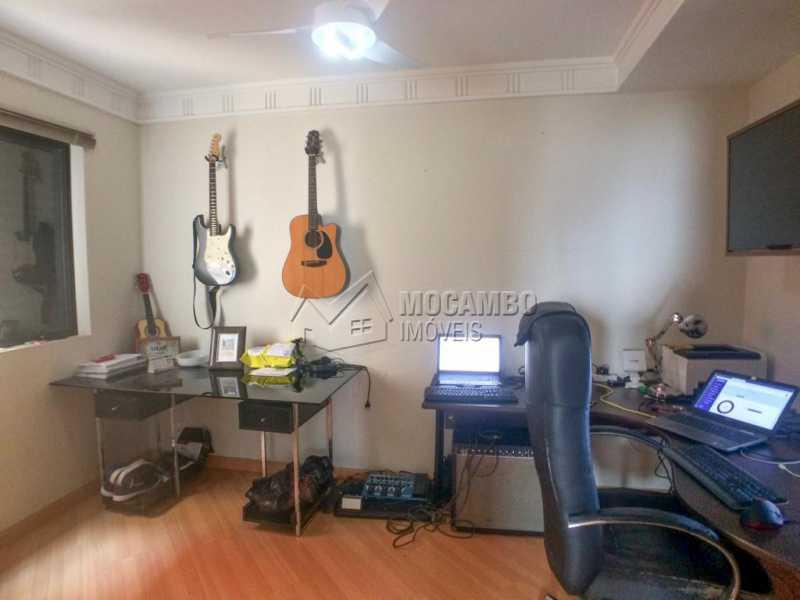dormitorio  - Apartamento À Venda - Itatiba - SP - Jardim Tereza - FCAP30485 - 21