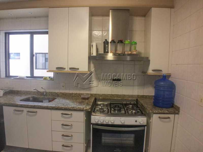 Cozinha - Apartamento À Venda - Itatiba - SP - Jardim Tereza - FCAP30485 - 11