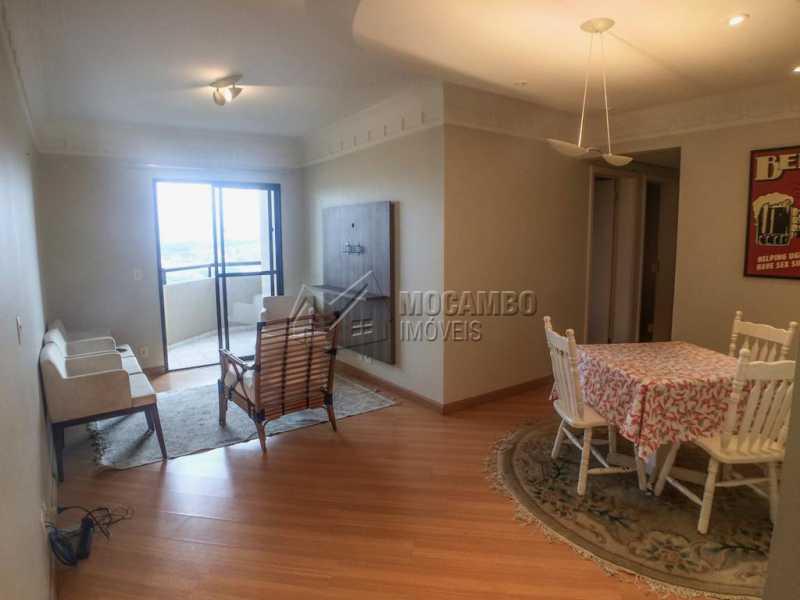 sala copa - Apartamento À Venda - Itatiba - SP - Jardim Tereza - FCAP30485 - 6