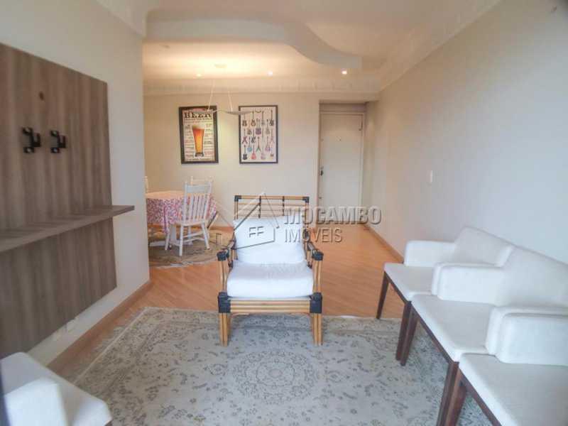 sala - Apartamento À Venda - Itatiba - SP - Jardim Tereza - FCAP30485 - 1