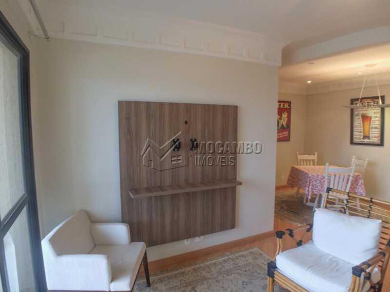 Sala - Apartamento À Venda - Itatiba - SP - Jardim Tereza - FCAP30485 - 5