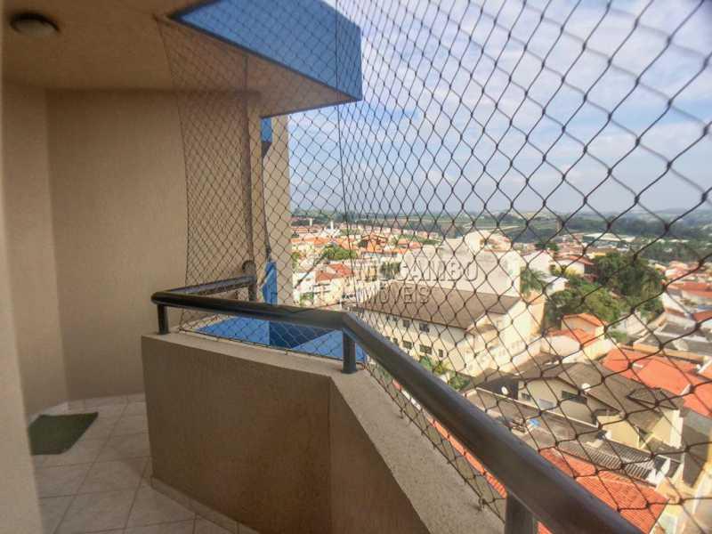 vista - Apartamento À Venda - Itatiba - SP - Jardim Tereza - FCAP30485 - 24