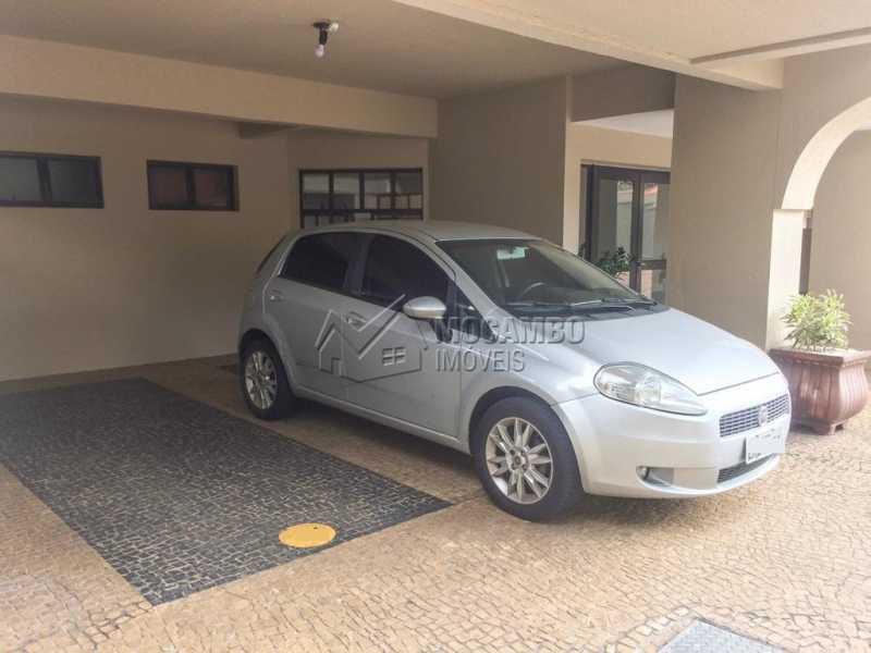 garagem - Apartamento À Venda - Itatiba - SP - Jardim Tereza - FCAP30485 - 25