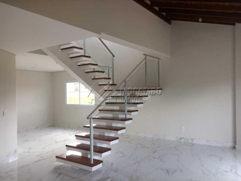 Acesso dormitórios - Casa em Condomínio 3 quartos à venda Itatiba,SP - R$ 1.060.000 - FCCN30398 - 15
