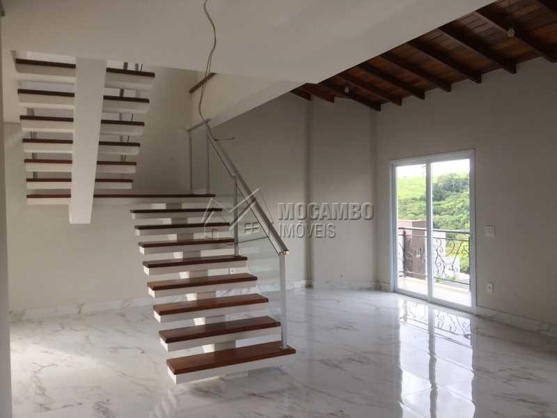 Sala/acesso dormitórios - Casa em Condomínio 3 quartos à venda Itatiba,SP - R$ 1.060.000 - FCCN30398 - 12