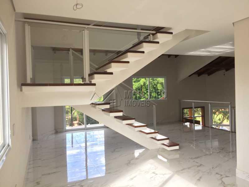 Salas - Casa em Condomínio 3 quartos à venda Itatiba,SP - R$ 1.060.000 - FCCN30398 - 16