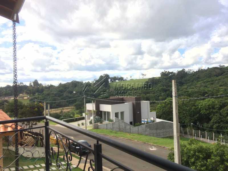Varanda sala - Casa em Condomínio 3 quartos à venda Itatiba,SP - R$ 1.060.000 - FCCN30398 - 13