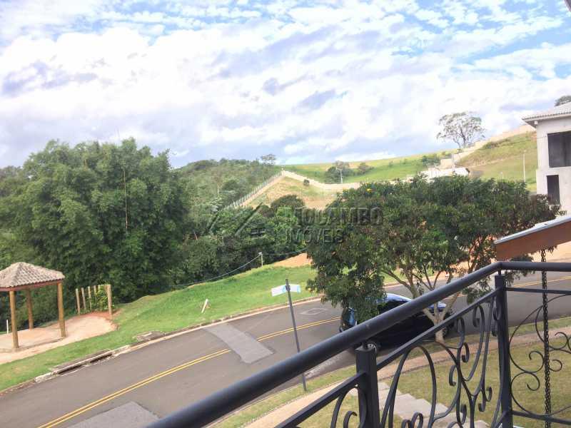 Varanda sala - Casa em Condomínio 3 quartos à venda Itatiba,SP - R$ 1.060.000 - FCCN30398 - 14