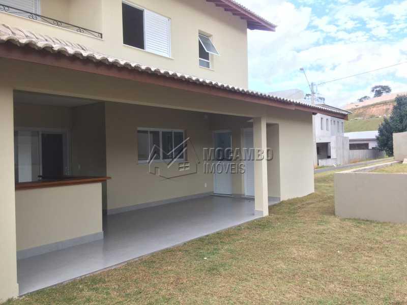 Espaço de churrasqueira - Casa em Condomínio 3 quartos à venda Itatiba,SP - R$ 1.060.000 - FCCN30398 - 9