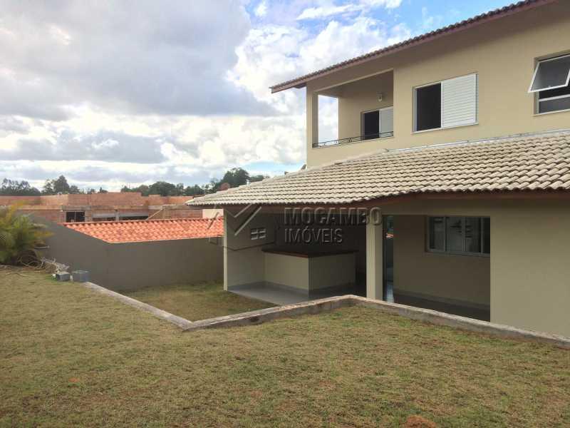 Área externa - Casa em Condomínio 3 quartos à venda Itatiba,SP - R$ 1.060.000 - FCCN30398 - 8