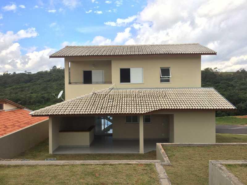 Vista do quintal - Casa em Condomínio 3 quartos à venda Itatiba,SP - R$ 1.060.000 - FCCN30398 - 4