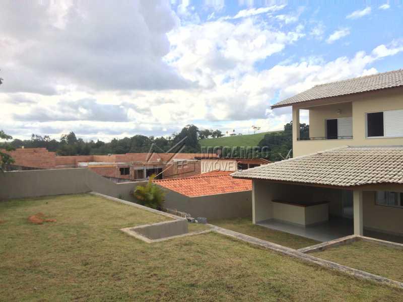 Área externa - Casa em Condomínio 3 quartos à venda Itatiba,SP - R$ 1.060.000 - FCCN30398 - 7