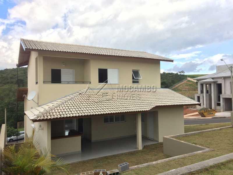 Vista de quintal - Casa em Condomínio 3 quartos à venda Itatiba,SP - R$ 1.060.000 - FCCN30398 - 5