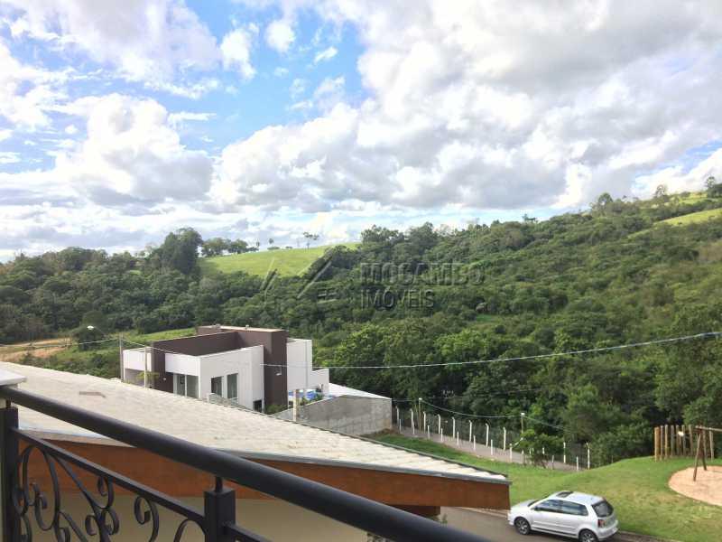 Varanda suíte - Casa em Condomínio 3 quartos à venda Itatiba,SP - R$ 1.060.000 - FCCN30398 - 21