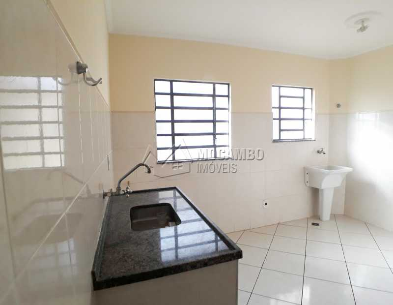 Cozinha  - Apartamento 3 quartos para alugar Itatiba,SP - R$ 650 - FCAP30488 - 1