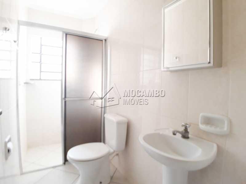 Banheiro  - Apartamento 3 quartos para alugar Itatiba,SP - R$ 650 - FCAP30488 - 7