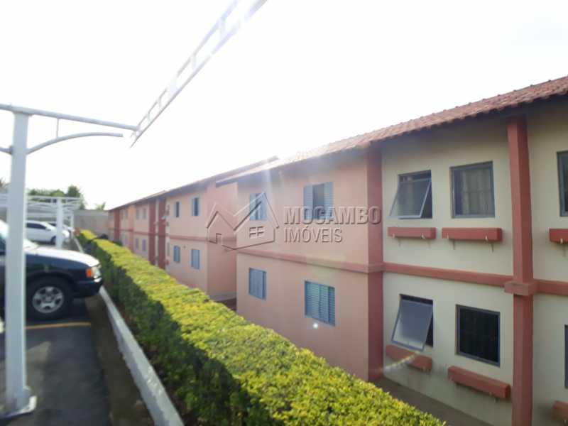 Fachada - Apartamento 3 quartos para alugar Itatiba,SP - R$ 650 - FCAP30488 - 9