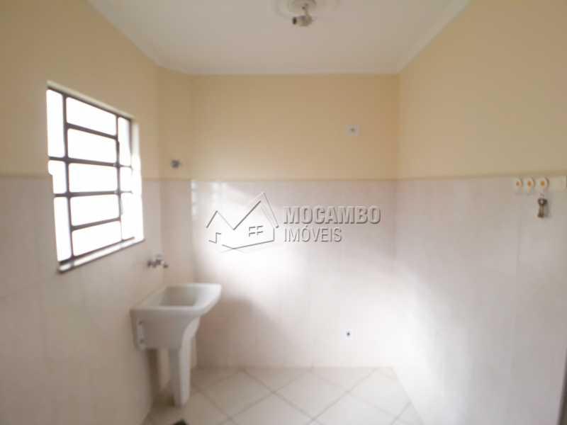 Lavanderia  - Apartamento 3 quartos para alugar Itatiba,SP - R$ 650 - FCAP30488 - 8