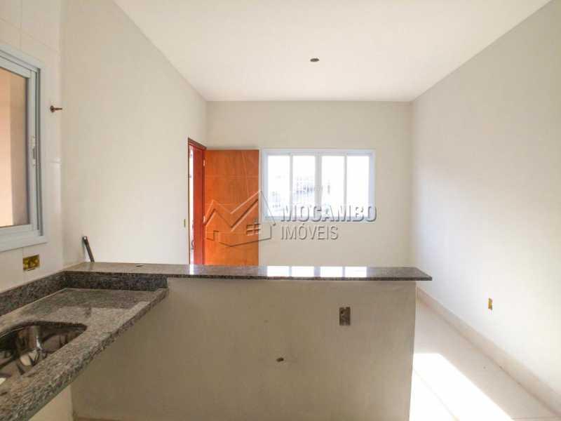 Copa Sala - Casa 3 quartos à venda Itatiba,SP - R$ 298.000 - FCCA31212 - 1