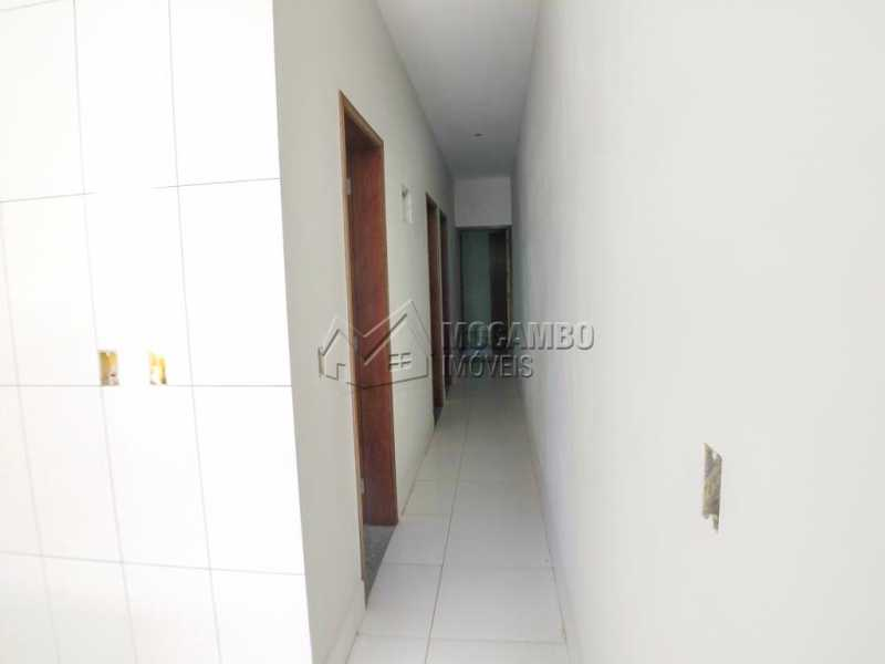 Corredor - Casa 3 quartos à venda Itatiba,SP - R$ 298.000 - FCCA31212 - 6