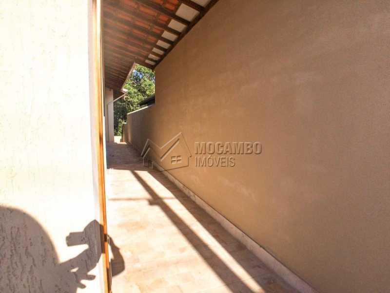 Lateral - Casa 3 quartos à venda Itatiba,SP - R$ 298.000 - FCCA31212 - 11