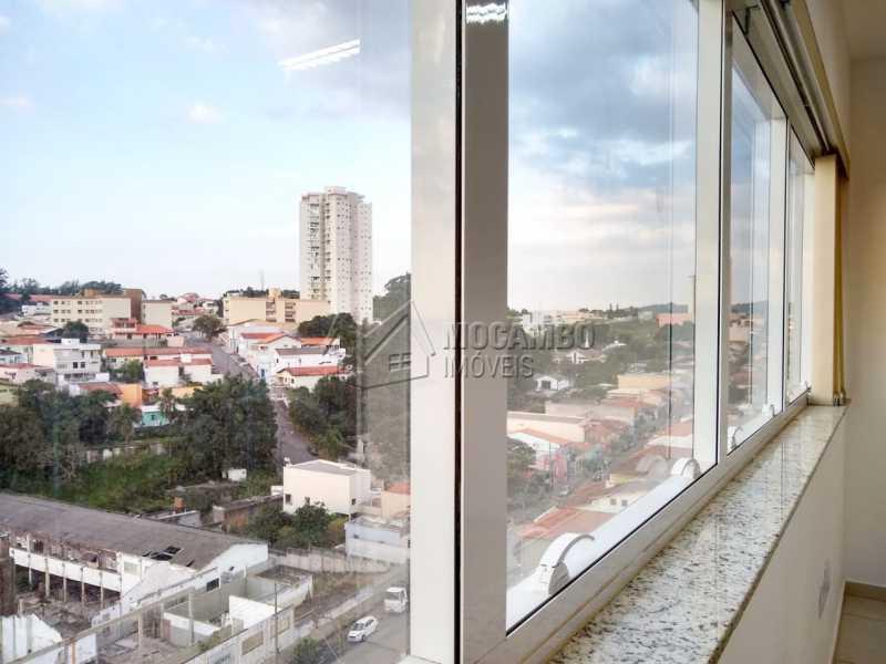 Vista da sala de reunião - Sala Comercial Para Alugar - Itatiba - SP - Centro - FCSL00195 - 4