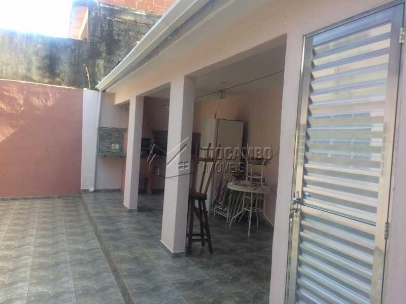 Área churrasqueira - Casa 3 quartos à venda Itatiba,SP - R$ 420.000 - FCCA31214 - 18