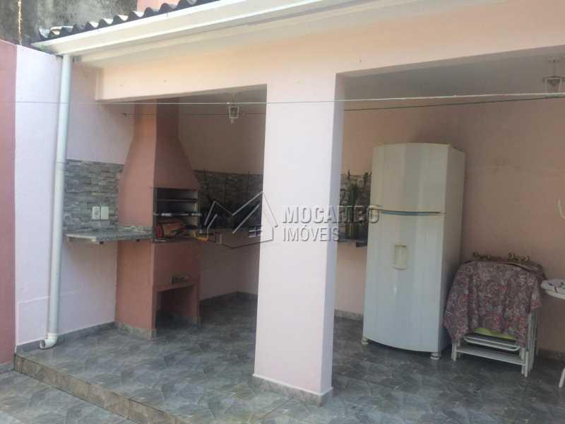 Área churrasqueira - Casa 3 quartos à venda Itatiba,SP - R$ 420.000 - FCCA31214 - 20