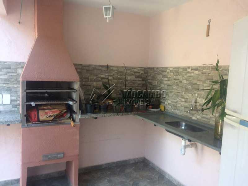 Churrasqueira - Casa 3 quartos à venda Itatiba,SP - R$ 420.000 - FCCA31214 - 17