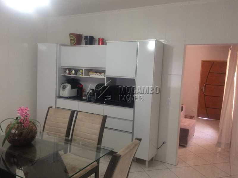 Copa - Casa 3 quartos à venda Itatiba,SP - R$ 420.000 - FCCA31214 - 8