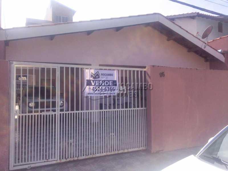 Fachada - Casa 3 quartos à venda Itatiba,SP - R$ 420.000 - FCCA31214 - 1