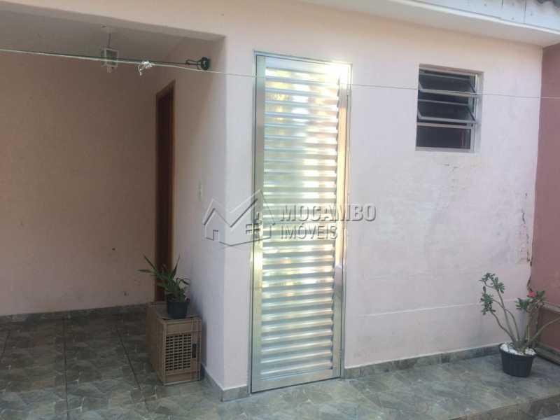 Quarto externo - Casa 3 quartos à venda Itatiba,SP - R$ 420.000 - FCCA31214 - 22