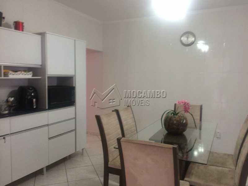 Copa - Casa 3 quartos à venda Itatiba,SP - R$ 420.000 - FCCA31214 - 9
