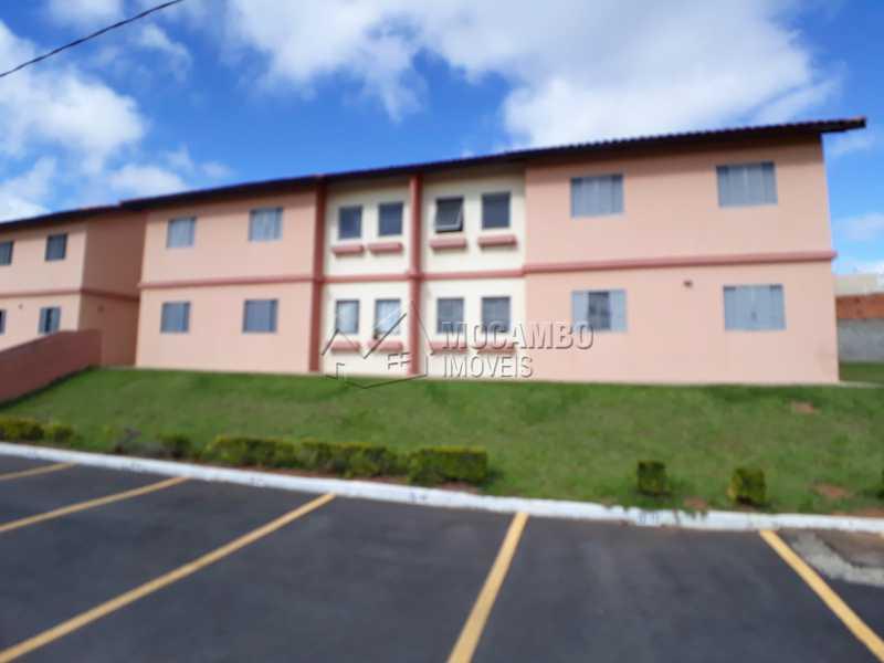 Fachada - Apartamento 3 quartos à venda Itatiba,SP - R$ 190.000 - FCAP30493 - 1