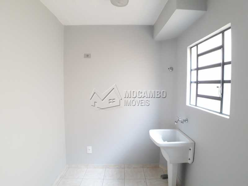 Lavanderia - Apartamento 3 quartos à venda Itatiba,SP - R$ 190.000 - FCAP30493 - 9