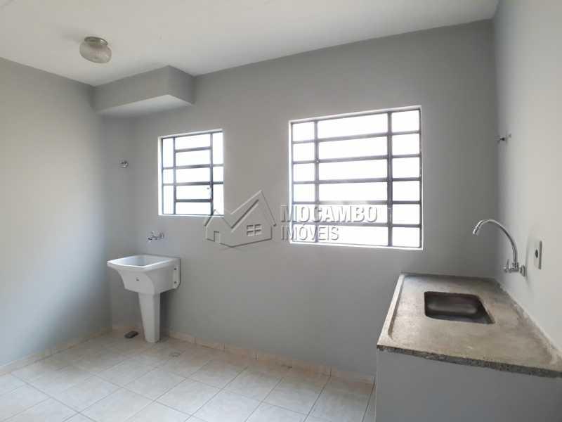 Cozinha - Apartamento 3 quartos à venda Itatiba,SP - R$ 190.000 - FCAP30493 - 4