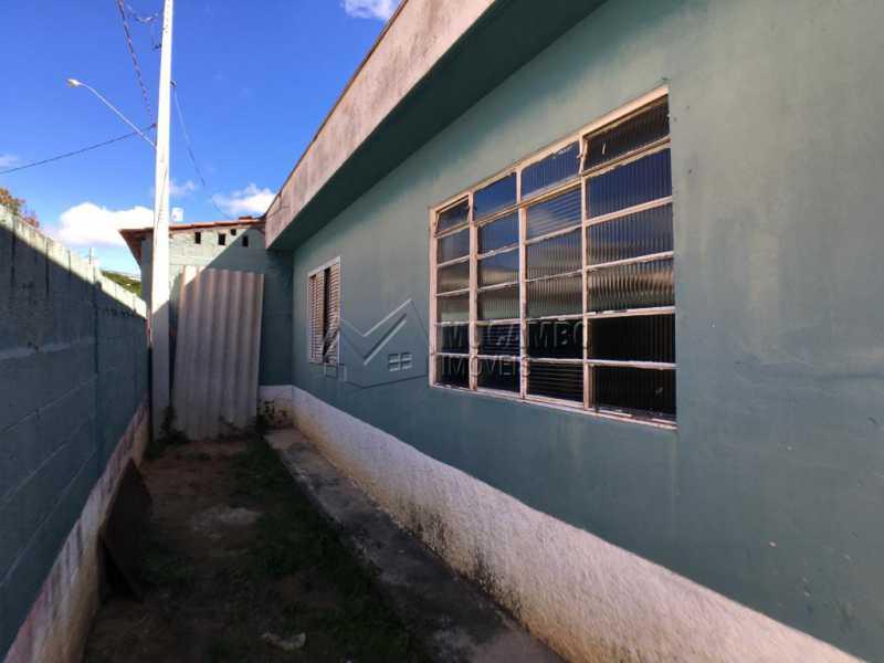 Lateral - Casa À Venda - Itatiba - SP - Vila Centenário - FCCA21189 - 8