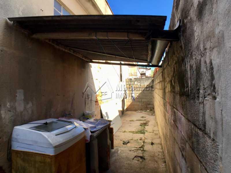 Lavanderia - Casa À Venda - Itatiba - SP - Vila Centenário - FCCA21189 - 7