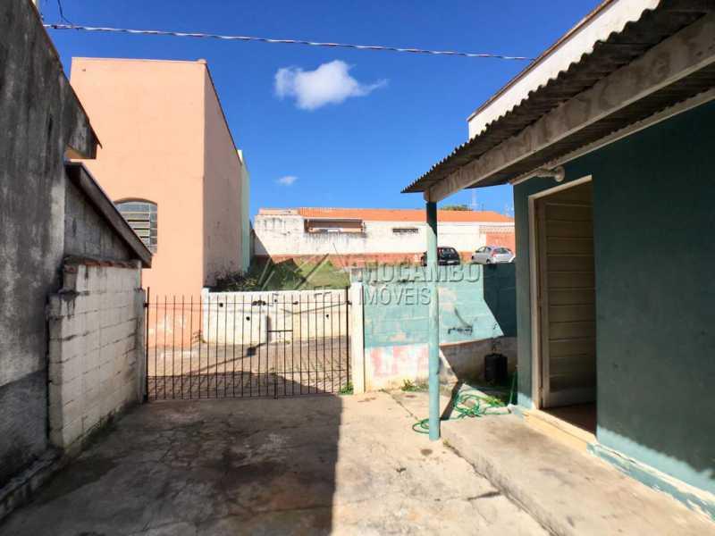 Garagem - Casa À Venda - Itatiba - SP - Vila Centenário - FCCA21189 - 9