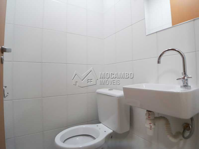 Banheiro - Sala Comercial Condomínio Edifício Praxx Itatiba, Itatiba, Vila Brasileira, SP Para Alugar, 36m² - FCSL00197 - 5